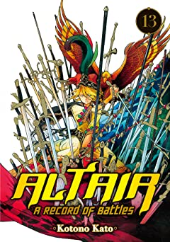 Altair: A Record of Battles Vol. 13