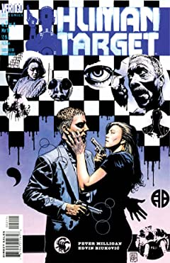 Human Target (1999) #2 (of 4)