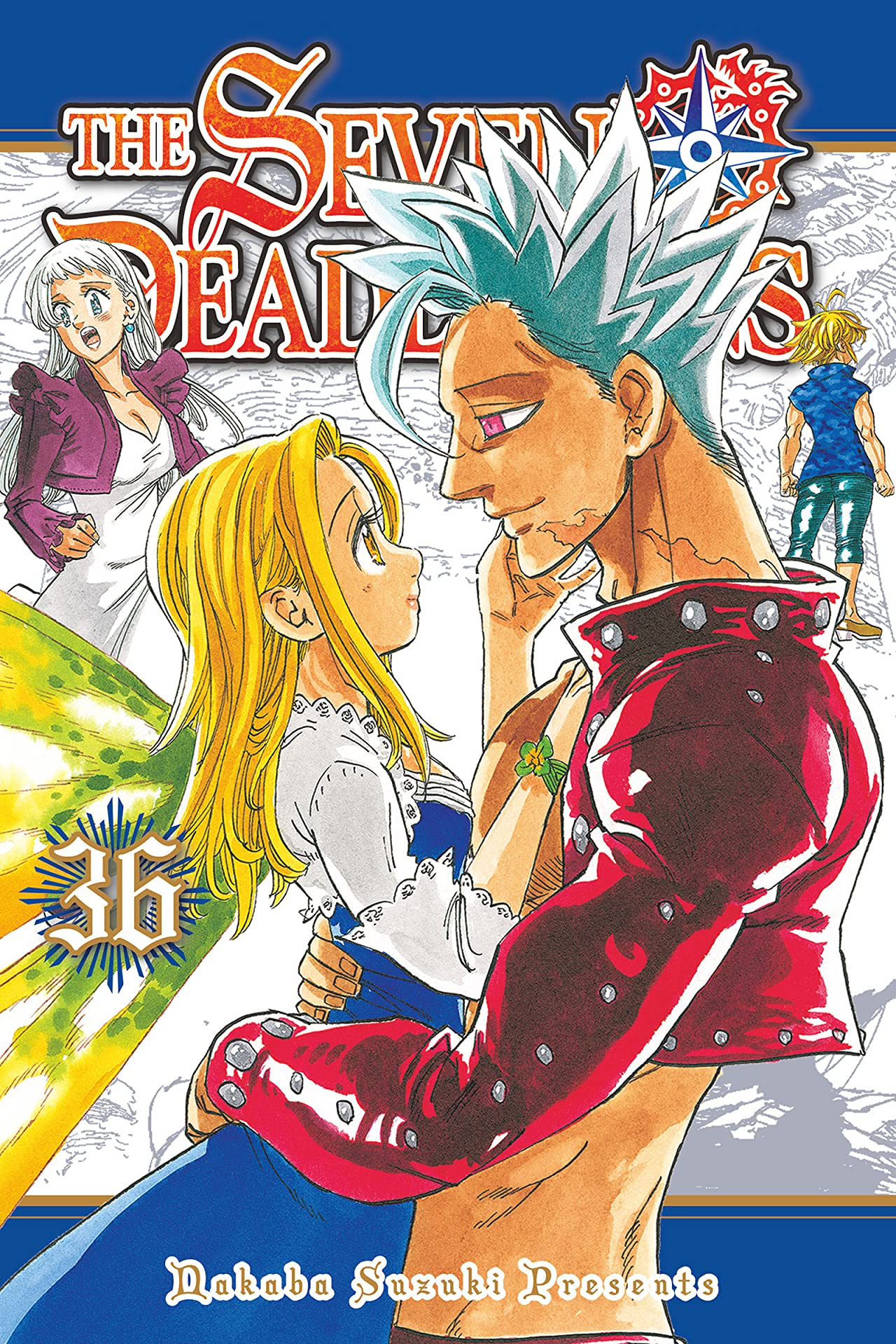 The Seven Deadly Sins Vol. 36