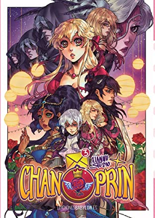 Chan·Prin (Spanish) Vol. 3