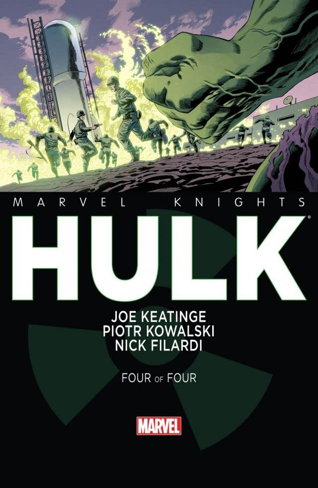 Marvel Knights: Hulk (2013-) #4 (of 4)