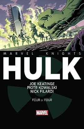 Marvel Knights: Hulk (2013-) #4 (of 4)
