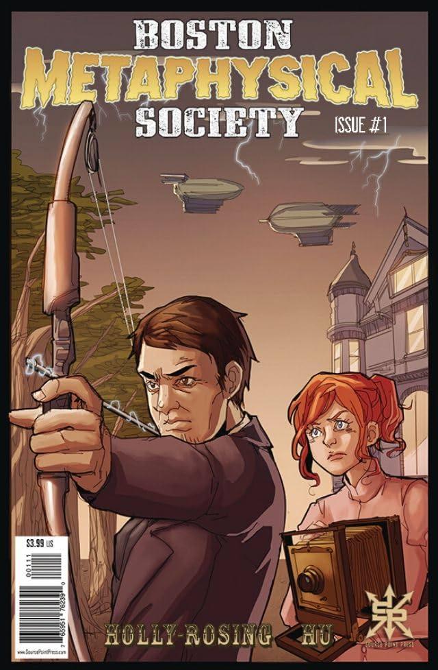 Boston Metaphysical Society #1