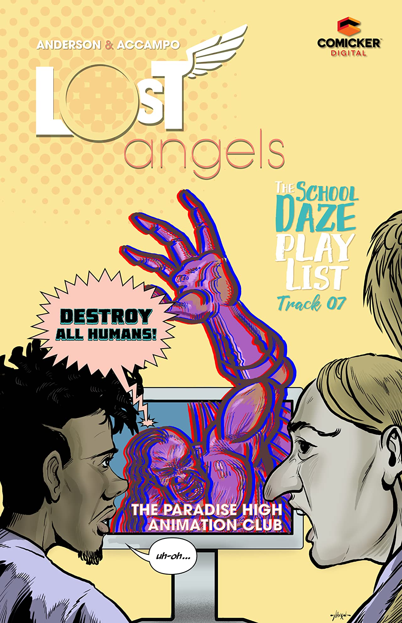 Lost Angels: The School Daze Playlist #7