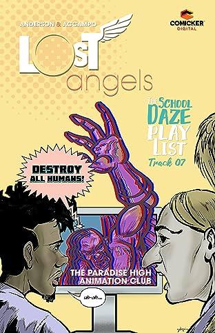 Lost Angels: The School Daze Playlist #7
