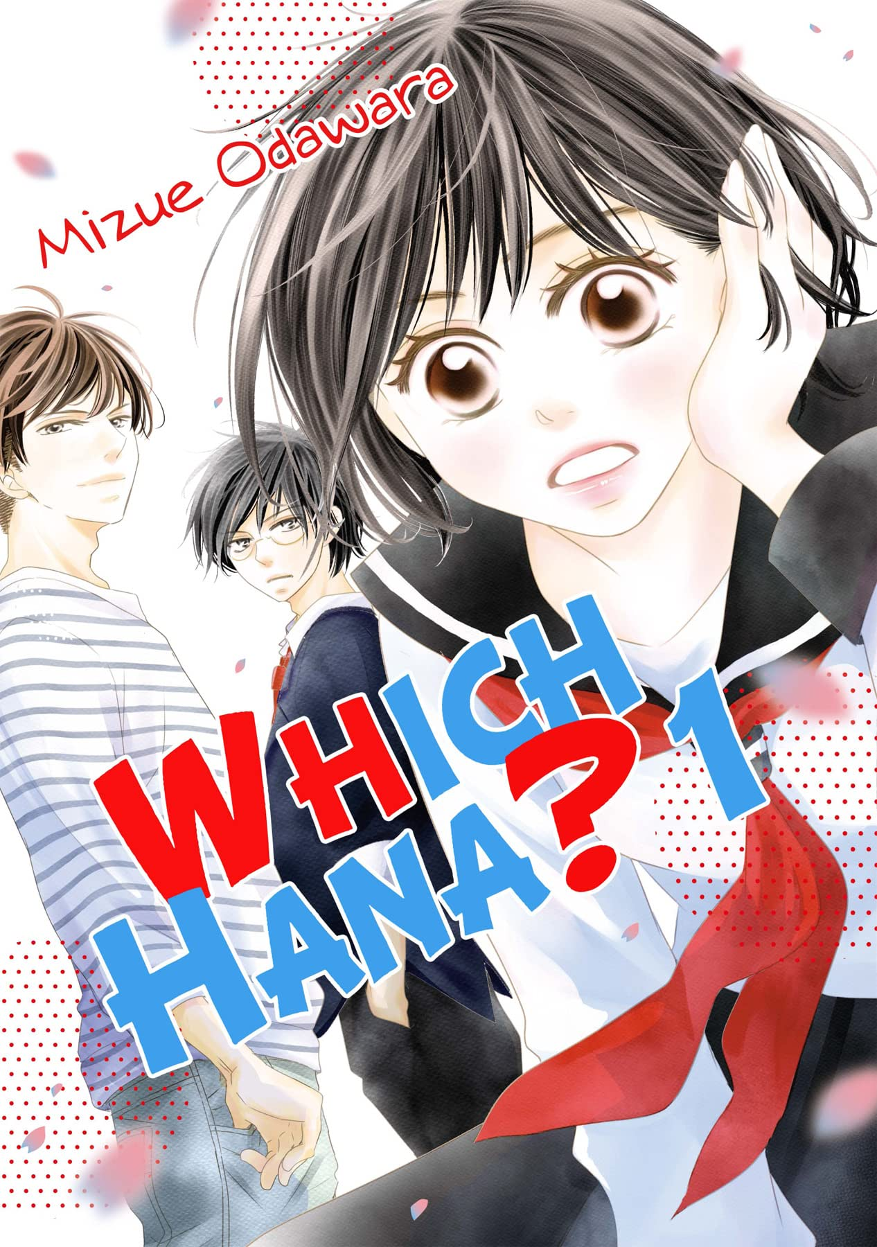 Which Hana? Vol. 1