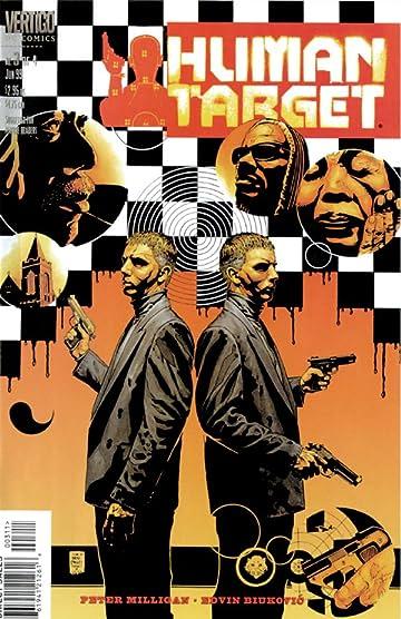 Human Target (1999) #3 (of 4)