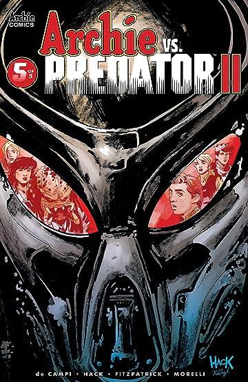 Archie vs. Predator 2 #5