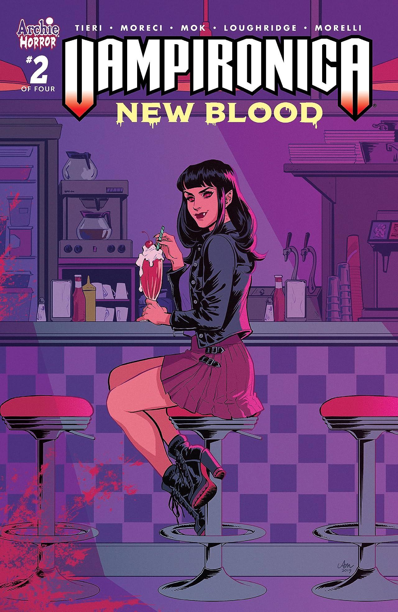 Vampironica: New Blood No.2