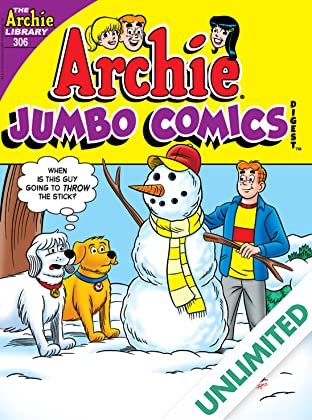 Archie Double Digest #306