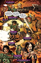 Revolutionary War: Warheads #1