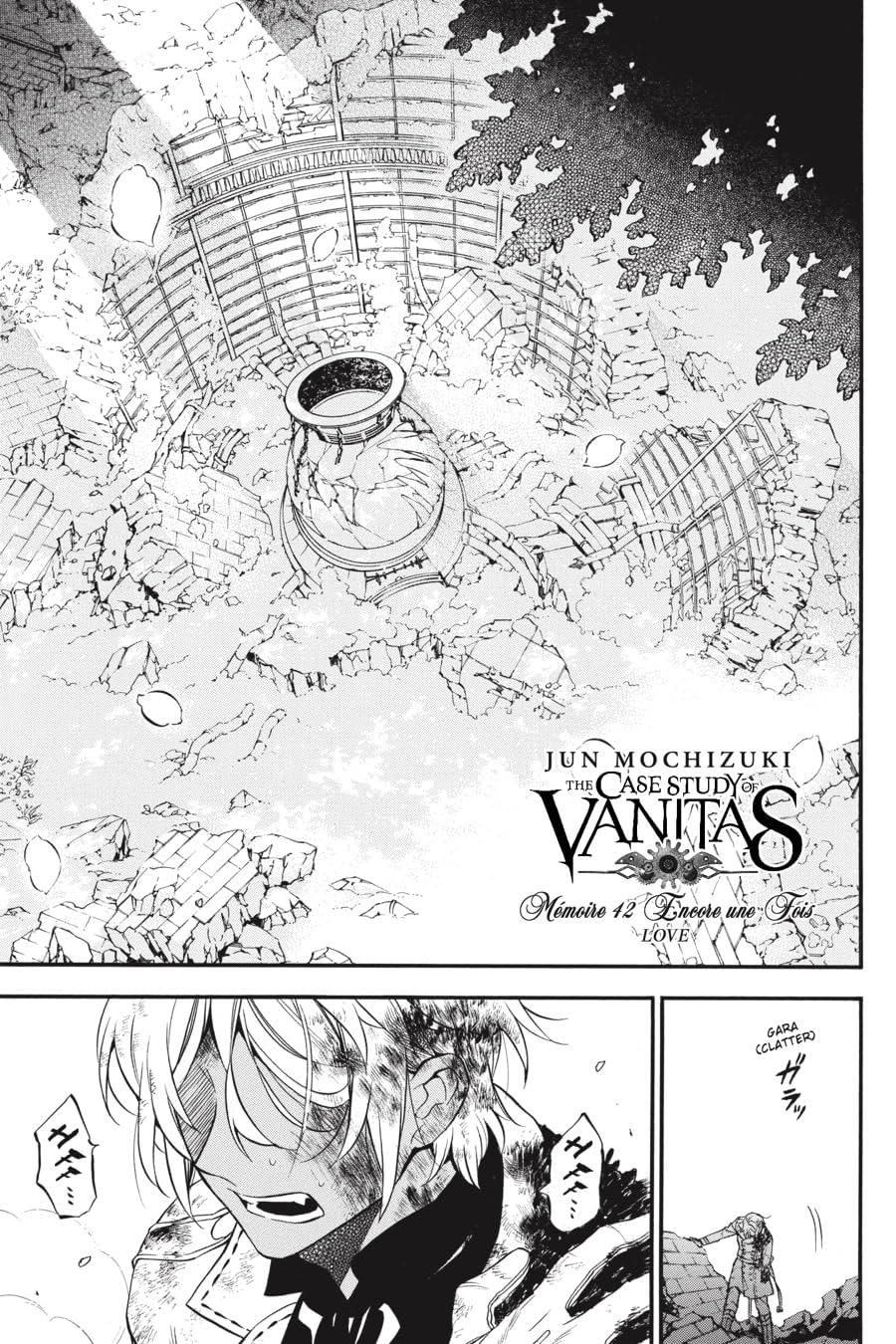 The Case Study of Vanitas #42