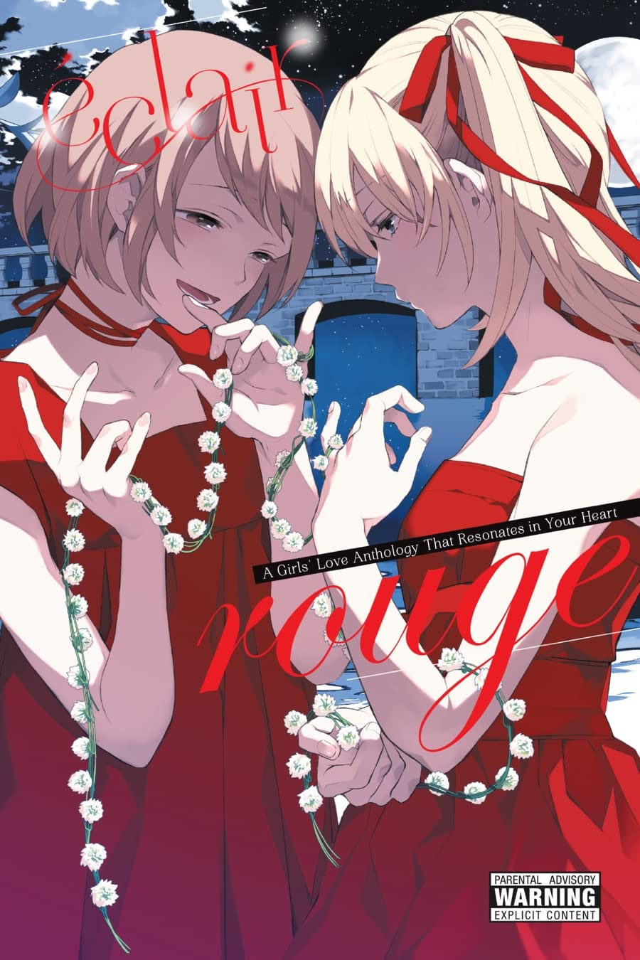 Éclair Rouge Tome 4: A Girls' Love Anthology That Resonates in Your Heart