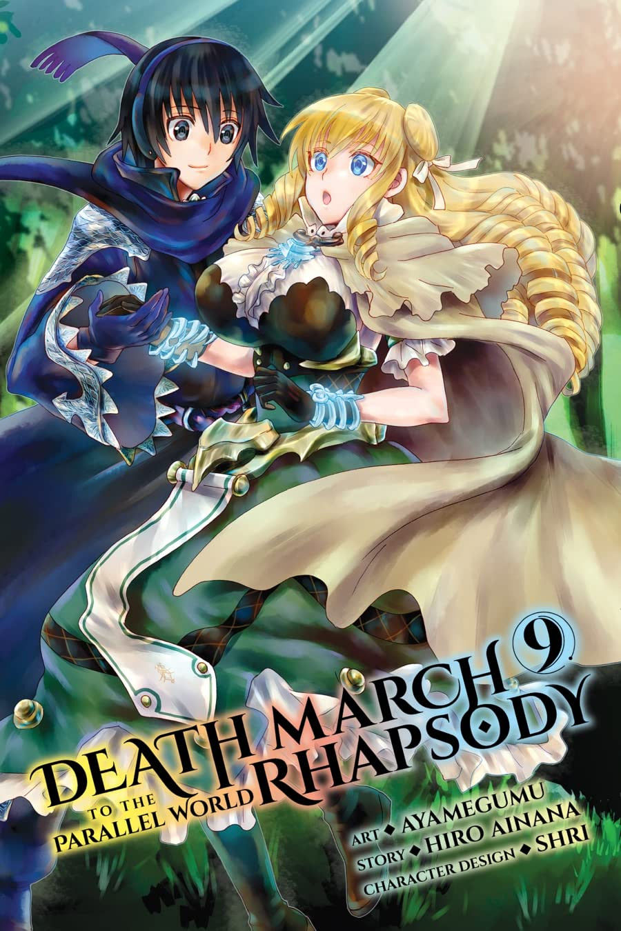 Death March to the Parallel World Rhapsody Vol. 9
