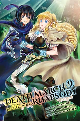 Death March to the Parallel World Rhapsody Tome 9