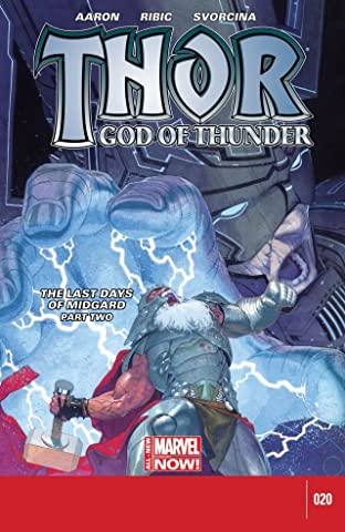 Thor: God of Thunder No.20