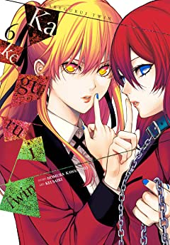 Kakegurui Twin Vol. 6