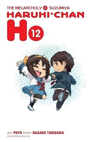 The Melancholy of Suzumiya Haruhi-chan Vol. 12