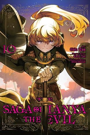 The Saga of Tanya the Evil Vol. 10
