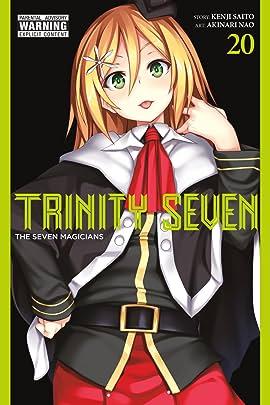 Trinity Seven Vol. 20: The Seven Magicians