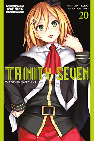 Trinity Seven Vol. 20: The Seven Magicians