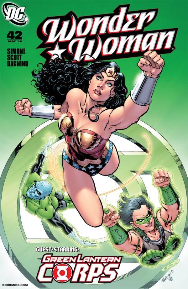 Wonder Woman (2006-2011) #42