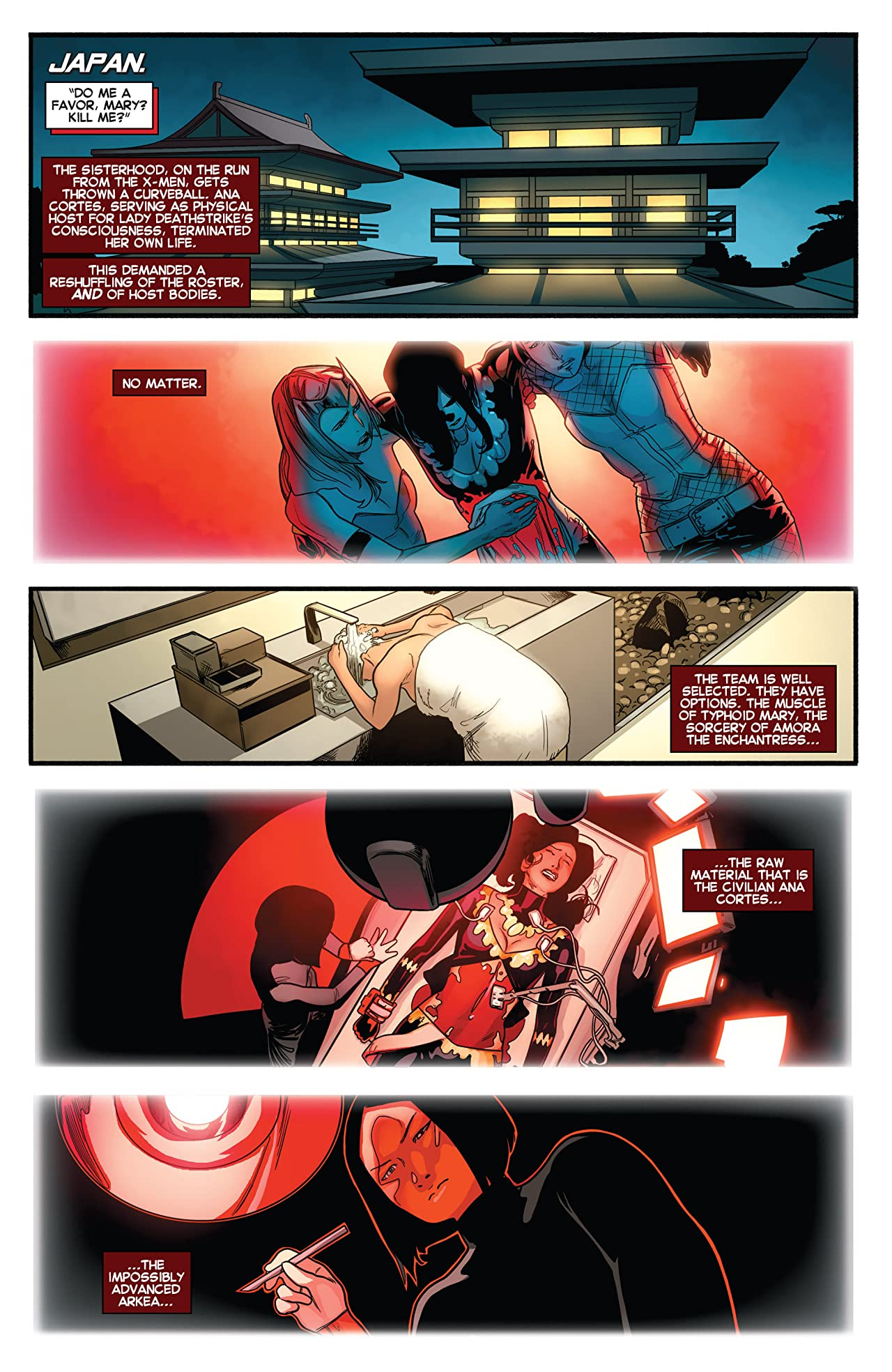 X-Men (2013-2015) #12