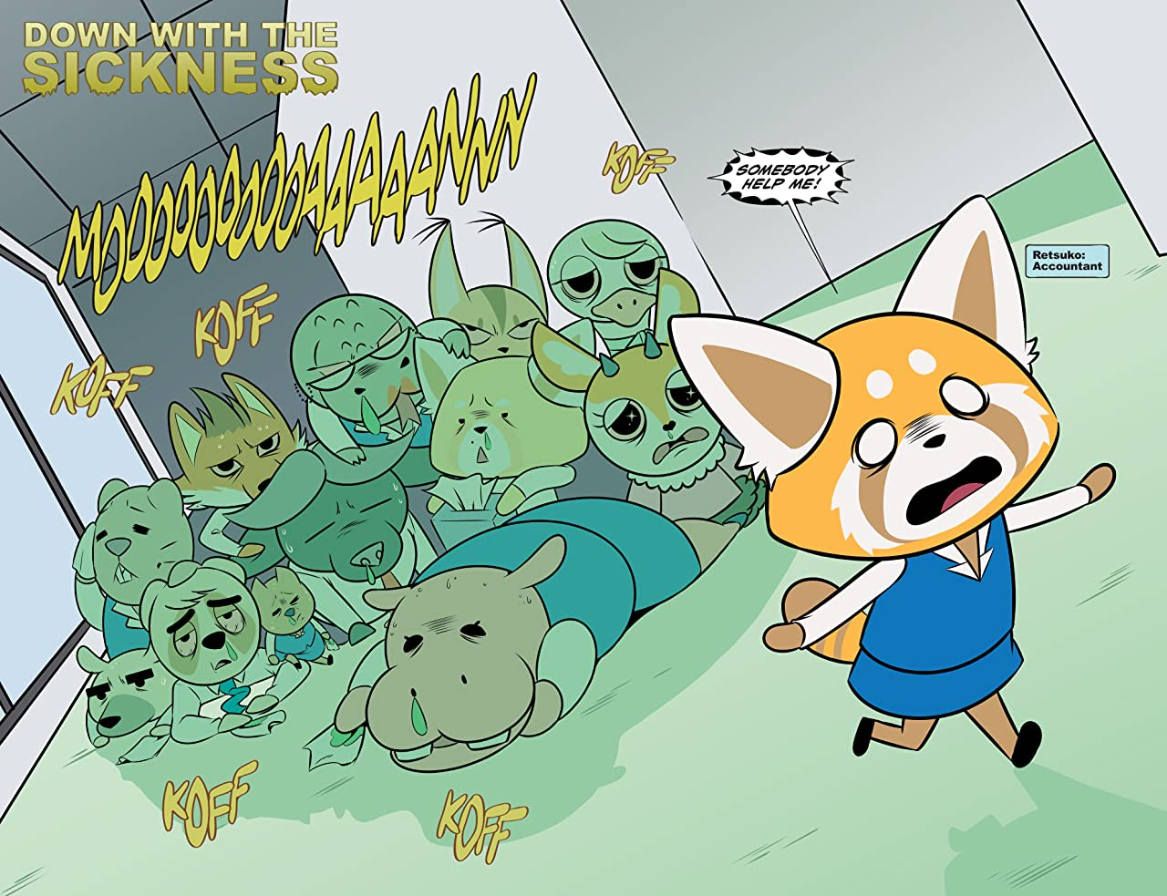 Aggretsuko No.1