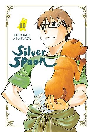 Silver Spoon Vol. 11