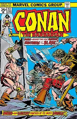 Conan The Barbarian (1970-1993) #53