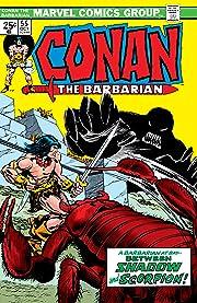 Conan The Barbarian (1970-1993) #55