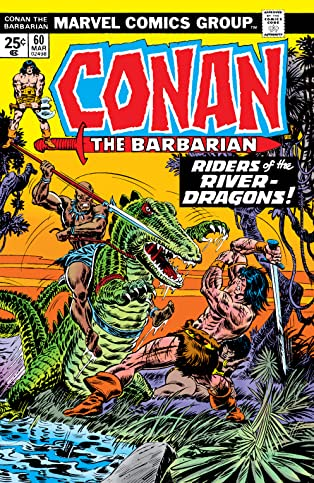 Conan The Barbarian (1970-1993) #60