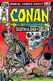 Conan The Barbarian (1970-1993) #62