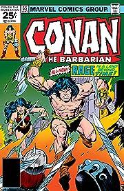 Conan The Barbarian (1970-1993) #65