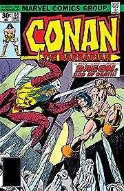 Conan The Barbarian (1970-1993) #66
