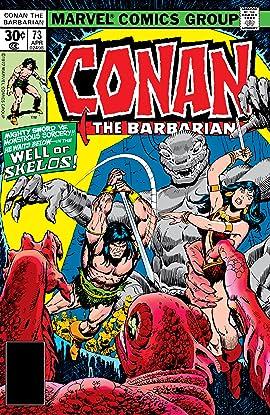 Conan The Barbarian (1970-1993) #73