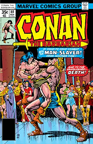 Conan The Barbarian (1970-1993) #80