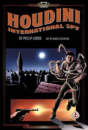 Houdini - International Spy
