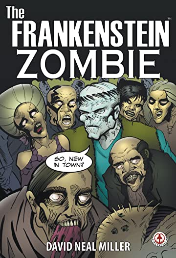 The Frankenstein Zombie