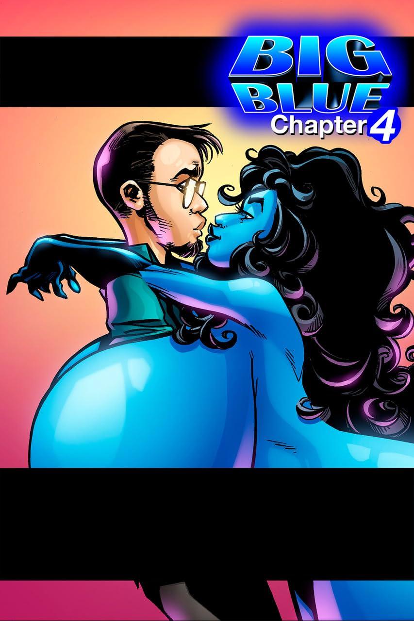 Big Blue: Juggs of Justice #4: Development