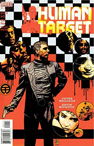 Human Target (1999) No.1 (sur 4)