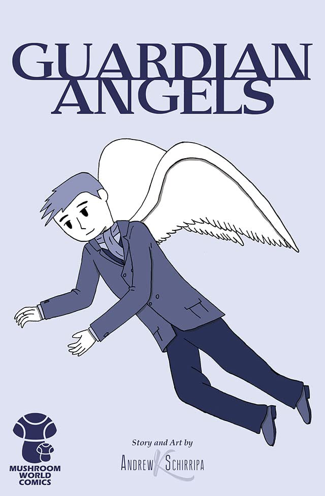Guardian Angels 8-Page Sample