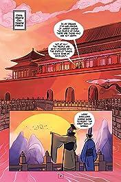 Disney Mulan's Adventure Journal: The Palace of Secrets