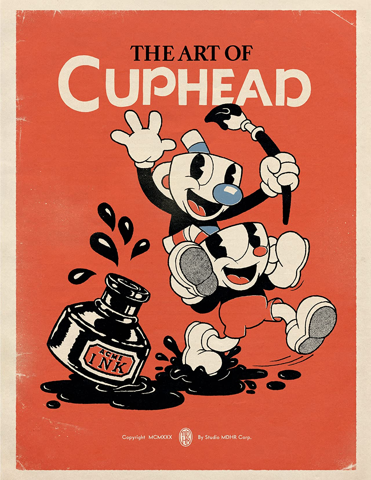 The Art of Cuphead
