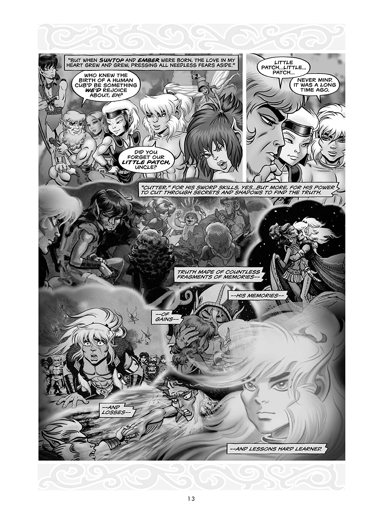 The Complete ElfQuest Vol. 7