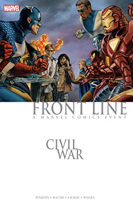Civil War: Front Line Complete Collection