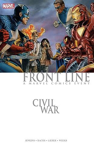 Civil War: Front Line Complete Collection