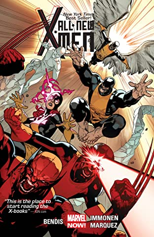 All-New X-Men Vol. 1 Collection