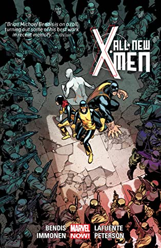 All-New X-Men Vol. 2 Collection