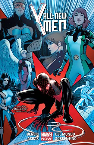 All-New X-Men Vol. 4 Collection